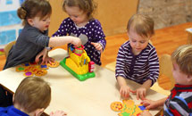 preschool program at fyc preschool in lincoln park, chicago