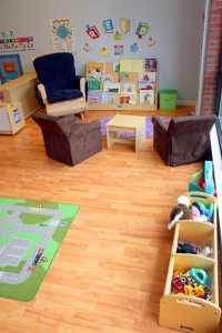 Facility at For Your Child Preschool in Lincoln Park, Chicago