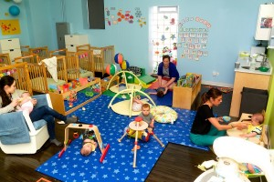 infant program at for your child preschool in chicago, IL